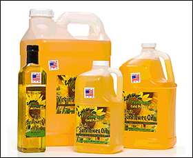 Smude Cold-Pressed Sunflower Oil products