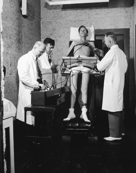 Conscientious objector starvation studies, World War II