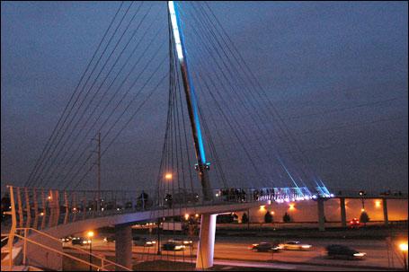 Midtown Greenway Bridge