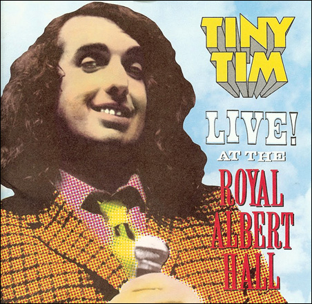 Tiny Tim spent his last year, and now eternity, in Minnesota.