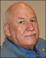County Board Chairman Joe Vene