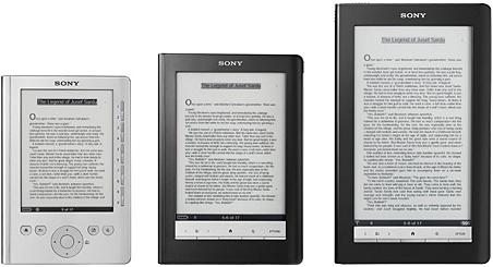 Sony Readers