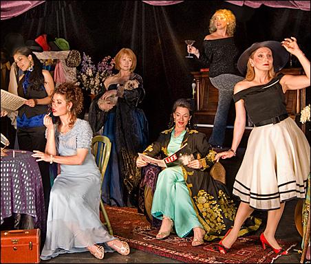 """Six singer-actors portray """"Broadway's Legendary Ladies."""""""
