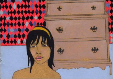"""""""Naked"""" detail by Jennifer Davis"""