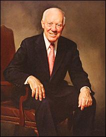 Portrait of Rep. James Oberstar