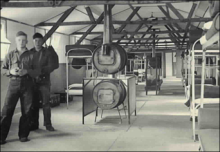 CCC barracks