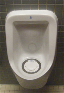 In a company with 1,000 males on staff, waterless urinals would save 1.56 million gallons of water and $21 thousand dollars annually.