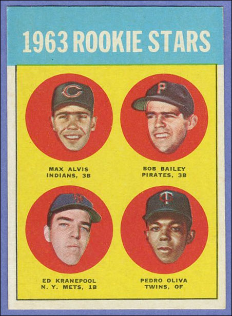 1962 Rookie Card