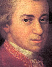Mozart circa 1780