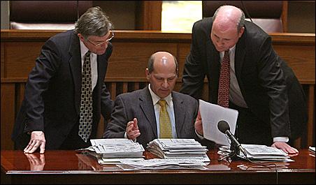 Tony Trimble, Gary Poser, Marc Elias