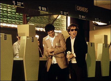 "Elliott Gould and George Segal in ""California Split"""