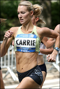 Carrie Tollefson