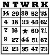 NTWRK: Networking for people who like bingo