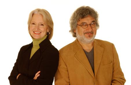 Directors Elizabeth Farnsworth and Patricio Lanfranco