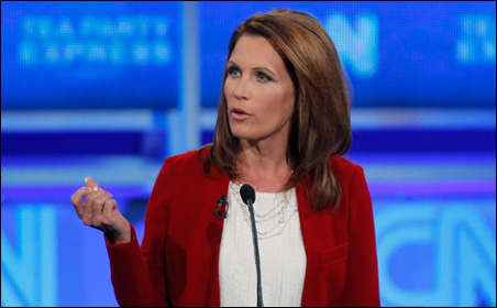 Bachmann attacked Texas Gov. Rick Perry during the last two debates for an executive order mandating HPV vaccinations.
