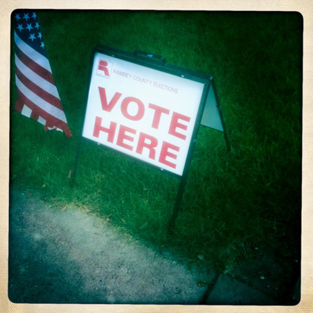 Election Day is a good time to reflect on Minnesota's history of restrictions on the right to vote