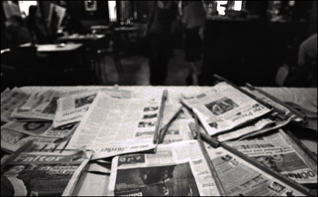 The age of the large, metro newspaper as a common news source is drawing to an end.