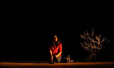 """""""Border Crossing,"""" Off-Leash Area's latest production, opens tonight."""