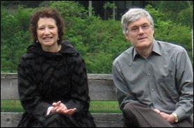 Barbara and Jon Scoll