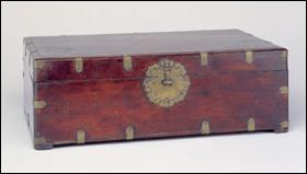 Wedding Box, 19th century, Kyonggi province