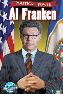 The Al Franken comic book