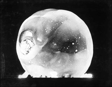 Harold Edgerton, Atomic Bomb