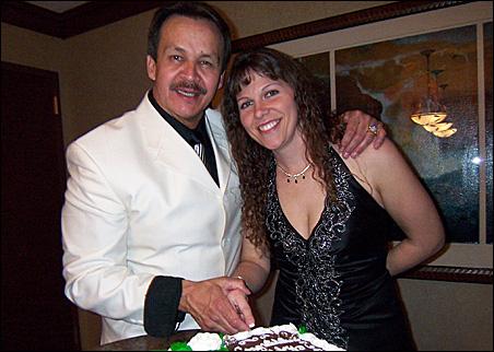 Bobby and Heidi Anderson