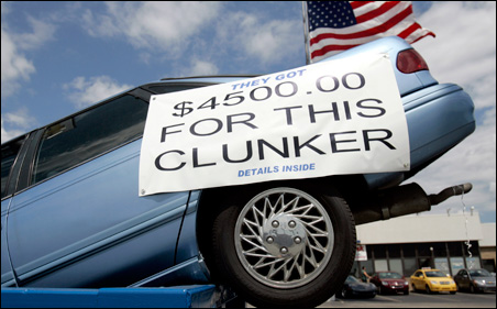 Cars for Clunkers