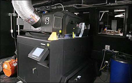 SXRD digital projector