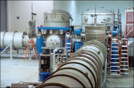 Interferometer in Livingston, La.