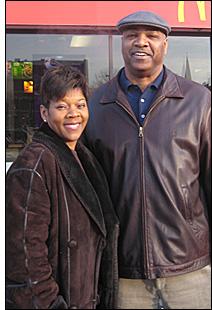 &nbsp;&nbsp;<strong>Doris and Tim Baylor</strong>