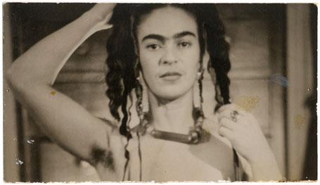 Julien Levy, Frida Kahlo, New York, 1938