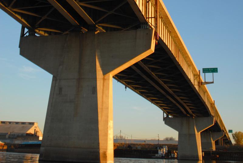 Highway 52 Lafayette Bridge in St. Paul