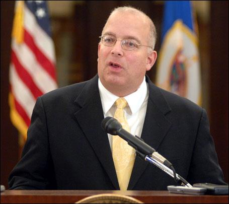 Commissioner Tom Hanson