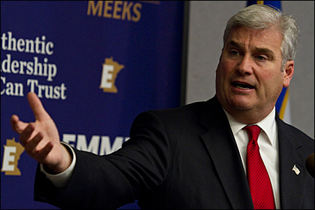 GOP gubernatorial candidate Tom Emmer today unveiled his budget-balancing plan.