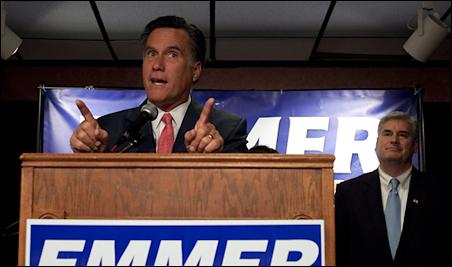 Mitt Romney, Tom Emmer