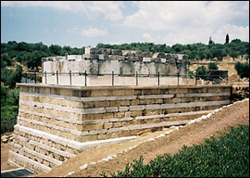 U professor Frank Cooper codirected the excavation of the ruins of this Greco-Roman heroon, or hero shrine, in Ancient Messene, Greece, in 1992 and then its reconstruction in 2005.