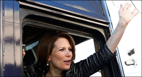 Rep. Michele Bachmann may be gone from the presidential race, but her ideas about education are well-represented by the remaining candidates.