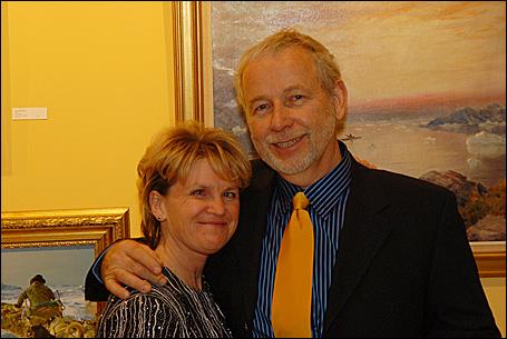 Jim and Sue Davidson