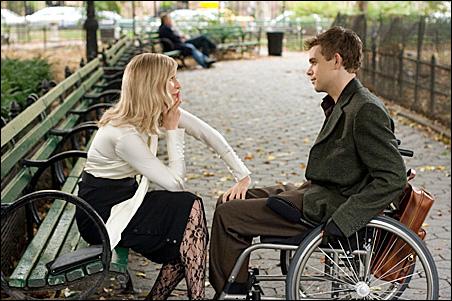 "Vera Farmiga and Nick Stahl in ""Quid Pro Quo,"" co-produced by Sarah Pillsbury."