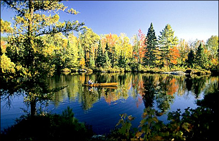 Among the amendment's ripple effects: jobs to help protect forests and lakes.