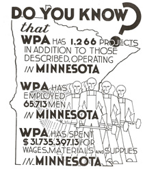 WPA illustration