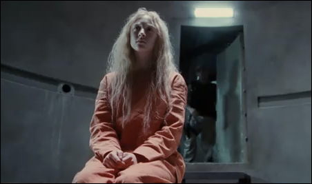 Hanna is played by the extraordinary American-born Irish actress Saoirse Ronan.