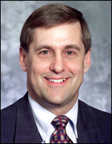 Taxpayers League president Phil Krinkie