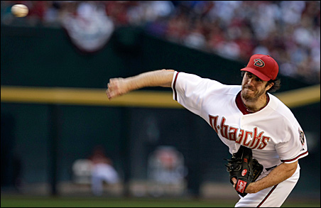 Among the starters rumored to be available, Arizona Diamondbacks pitcher Dan Haren is the most intriguing.