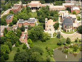 College of St. Catherine campus