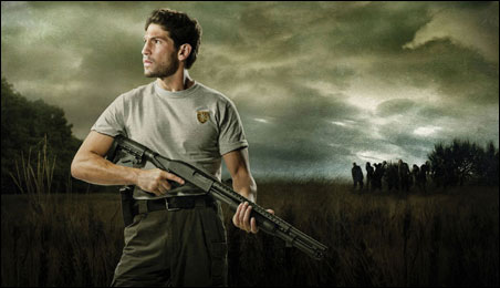 "Jon Bernthal as Shane Walsh in AMC's ""The Walking Dead."""