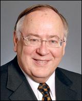 Senate Majority Leader Dave Senjem