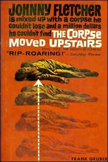 A Johnny Fletcher mystery by Frank Gruber