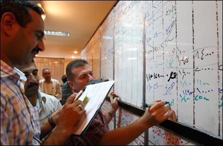 Iraqi Stock Exchange
